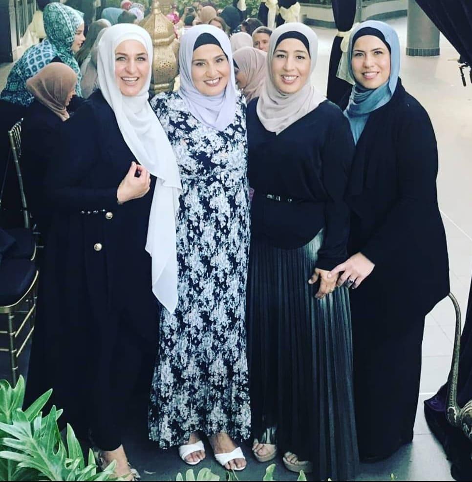 The Shahrouk Sisters