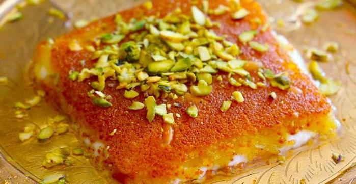 Aisha's Egyptian Ramadan Kunefa