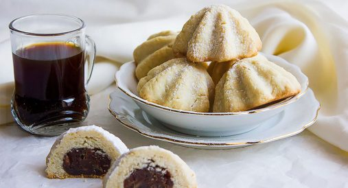 Fatimah's Eid Mahmoul Biscuits