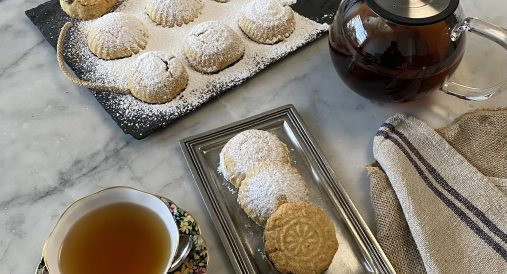 Fatimah's Eid Maamoul Biscuits