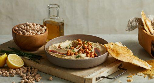 Lina's Lebanese Hummus