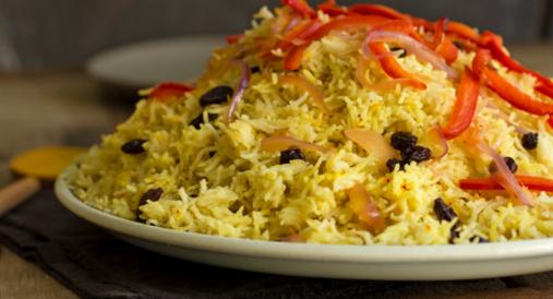 Fathia's Somali Pilaf Rice