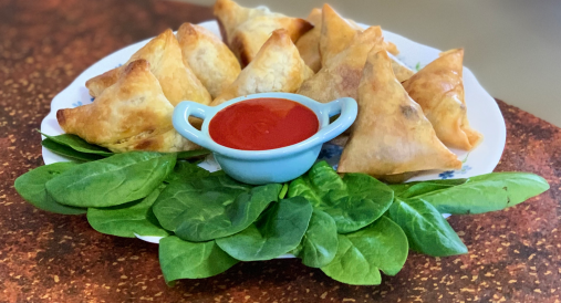 Mehar's Indian Samosas