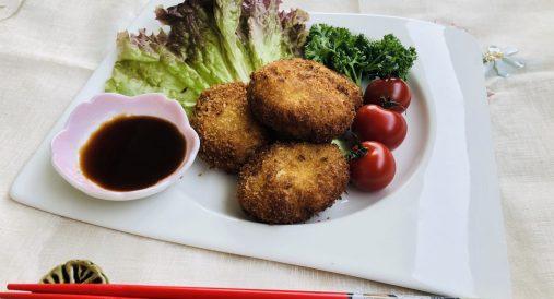 Rie's Korokkee (Japanese style potato croquette)