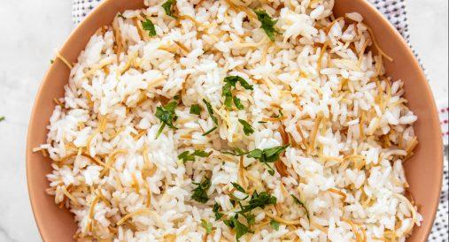 Amera's Egyptian Style Rice