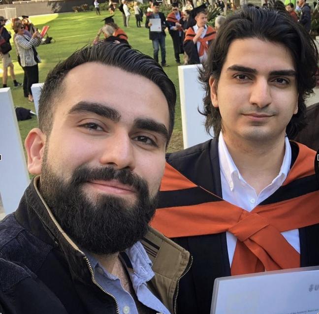 Yasser & Mustafa Allawi